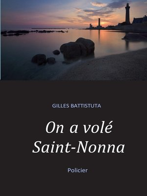 cover image of On a volé Saint-Nonna