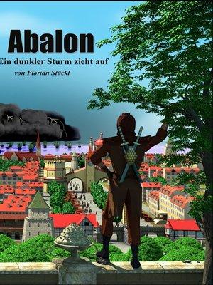 cover image of Abalon--Ein dunkler Sturm zieht auf