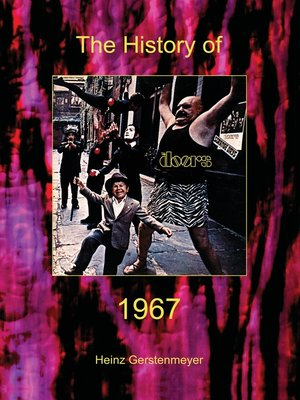 cover image of Jim Morrison, the Doors. the History of the Doors 1967