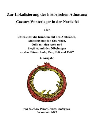 cover image of Zur Lokalisierung des historischen Aduatuca--Caesars Winterlager in der Nordeifel