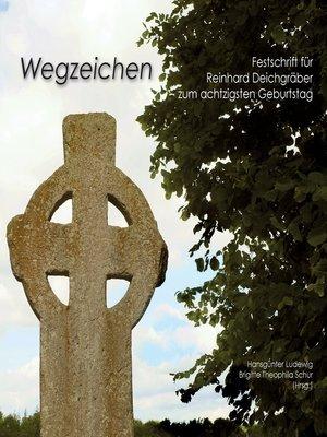 cover image of Wegzeichen