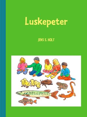 cover image of Luskepeter