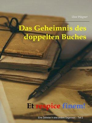cover image of Das Geheimnis des doppelten Buches
