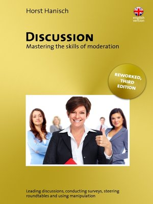 cover image of Discussion--Mastering the Skills of Moderation
