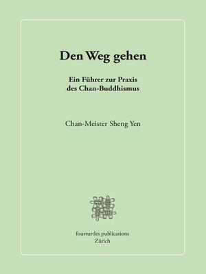 cover image of Den Weg gehen
