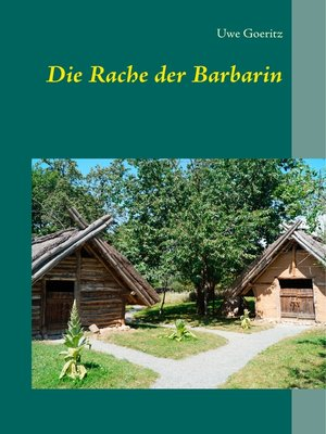 cover image of Die Rache der Barbarin