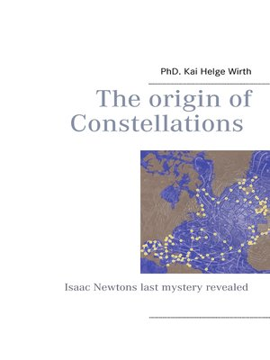 cover image of The Origin of Constellations