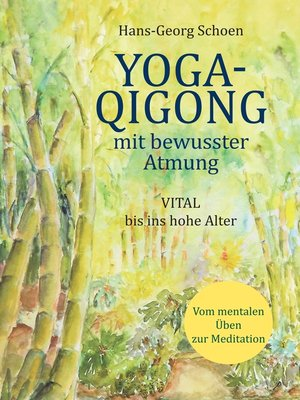 cover image of Yoga-Qigong mit bewusster Atmung