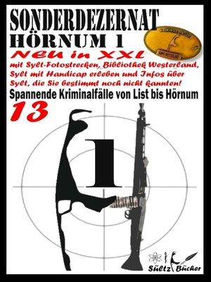 cover image of Sonderdezernat Hörnum 1
