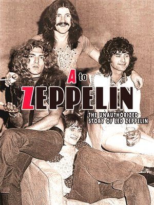 cover image of A to Zeppelin