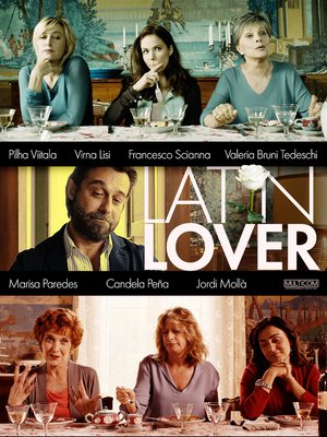 cover image of Latin Lover