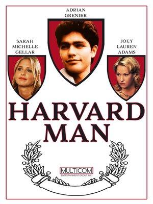 cover image of Harvard Man