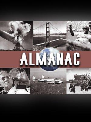 cover image of Almanac, Season 1, Episode 9