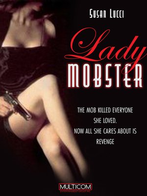 cover image of Lady Mobster