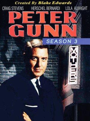 cover image of Peter Gunn, Season 3, Episode 13