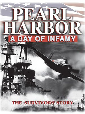 cover image of Pearl Harbor: A Day of Infamy