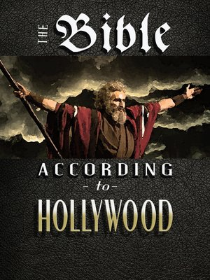 cover image of The Bible According to Hollywood
