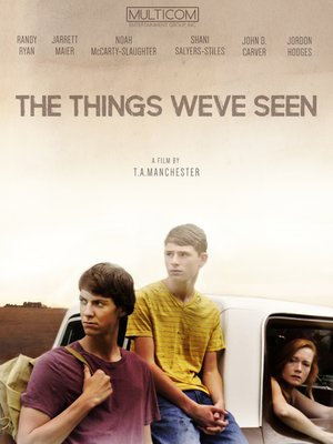 cover image of The Things We've Seen