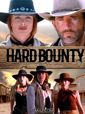 cover image of Hard Bounty