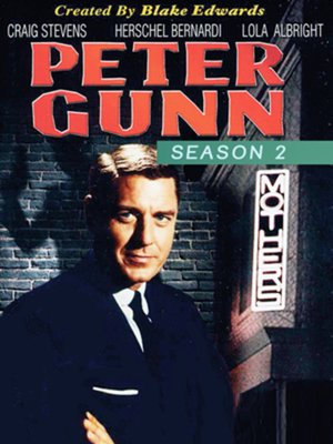 cover image of Peter Gunn, Season 2, Episode 25