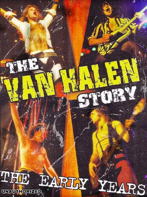 cover image of The Van Halen Story: The Early Years
