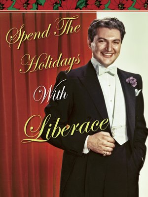 cover image of Spend the Holidays with Liberace