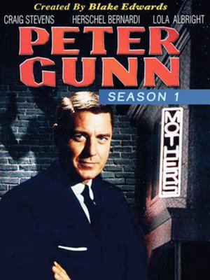 cover image of Peter Gunn, Season 1, Episode 35