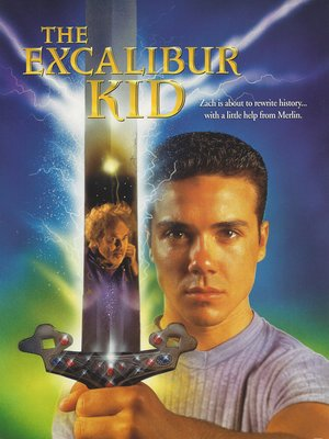 cover image of Excalibur Kid
