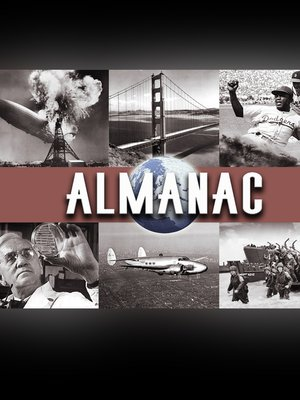 cover image of Almanac, Season 1, Episode 13