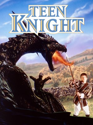 cover image of Teen Knight