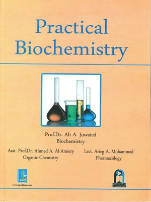 cover image of Practical Biochemistry
