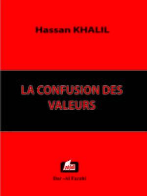 cover image of La confusion des valeurs