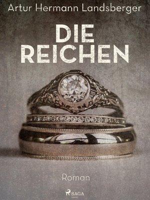 cover image of Die Reichen