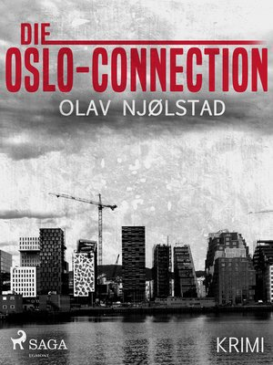cover image of Die Oslo-Connection