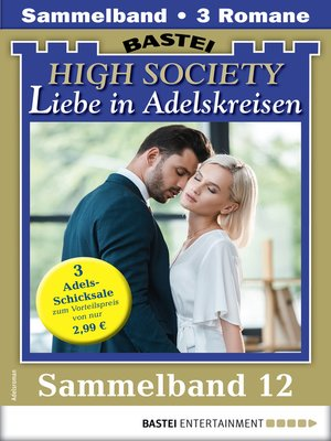 cover image of High Society 12--Sammelband