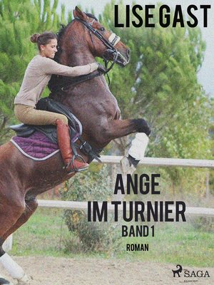 cover image of Ange im Turnier--Band 1