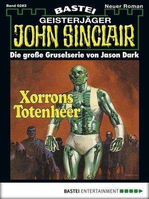 cover image of John Sinclair--Folge 0283