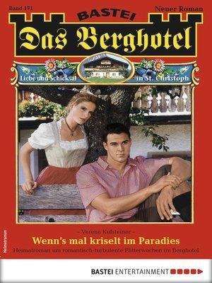 cover image of Das Berghotel 171--Heimatroman