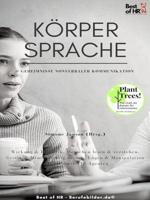 cover image of Körpersprache & Geheimnisse nonverbaler Kommunikation