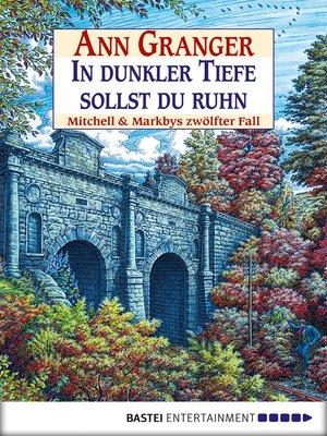 cover image of In dunkler Tiefe sollst du ruhn