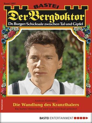 cover image of Der Bergdoktor 1897--Heimatroman