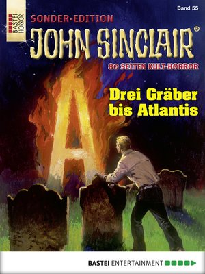 cover image of John Sinclair Sonder-Edition--Folge 055