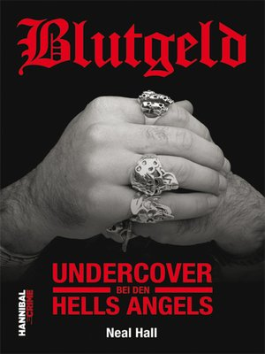 cover image of Blutgeld