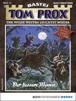 cover image of Tom Prox 16--Western
