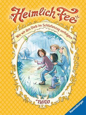 cover image of Heimlich Fee 2