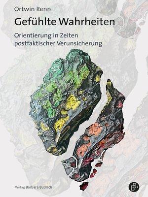 cover image of Gefühlte Wahrheiten