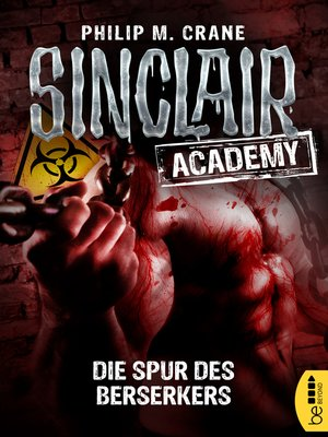 cover image of Sinclair Academy--09