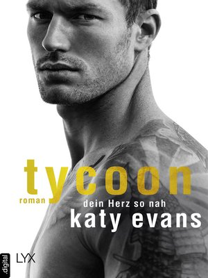 cover image of Tycoon--Dein Herz so nah