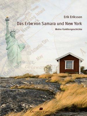 cover image of Das Erbe von Samara und New York