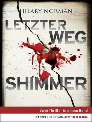 cover image of Letzter Weg / Shimmer